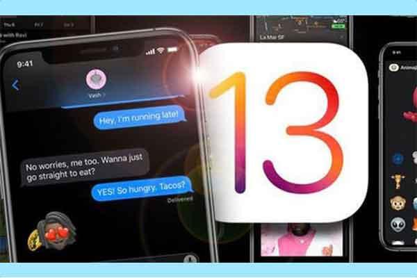 iOS 13 est disponible, comment installer la mise à jour